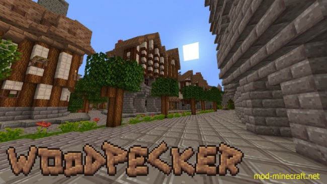 Woodpecker Resource Pack 1.8.8/1.8/1.7.10