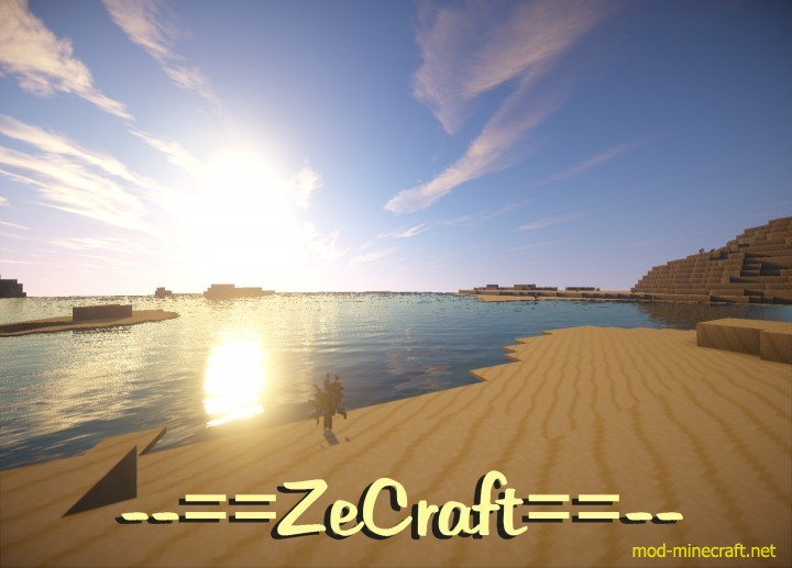 ZeCraft Resource Pack 1.8.8/1.8/1.7.10