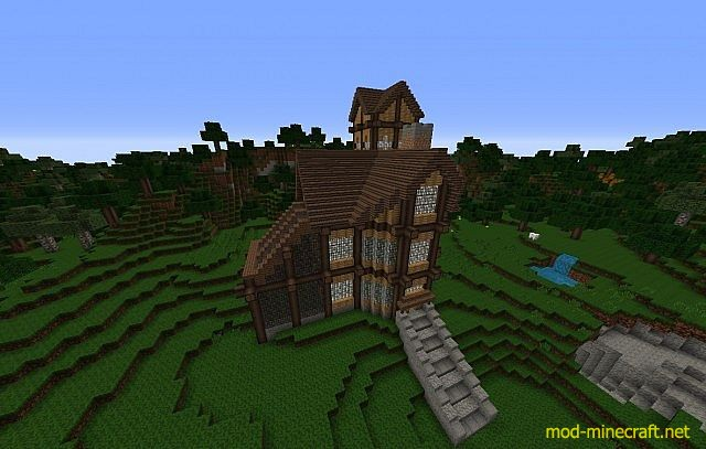 cobblegrass resource pack1 [1.9.4/1.8.9] [16x] Cobblegrass Texture Pack Download