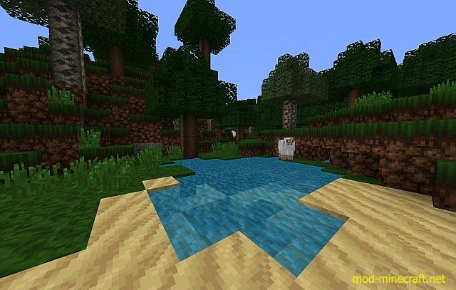 cobblegrass resource pack6 [1.9.4/1.8.9] [16x] Cobblegrass Texture Pack Download