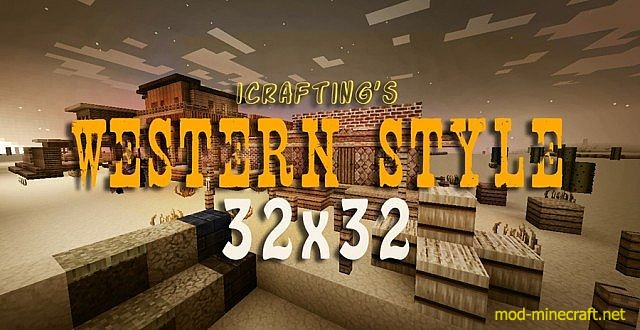 icraftings-western-style-resource-pack