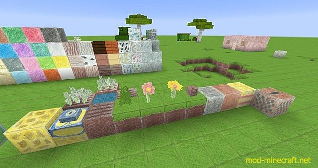 pencil-pack-resource-pack