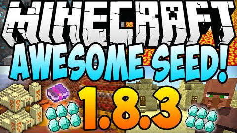 Awesome Seeds 1.8.3/1.8