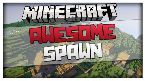 Cool-spawn-with-village-seed.jpg