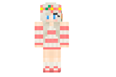 http://img.mod-minecraft.net/Skin/Another-striped-flowercrown-girl.png