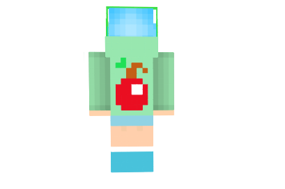 http://img.mod-minecraft.net/Skin/Blue-and-green-apple-girl-skin-1.png