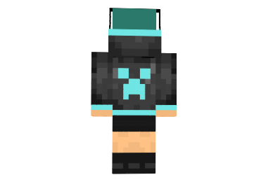 http://img.mod-minecraft.net/Skin/Blue-creeper-girl-skin-1.png