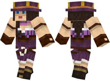 http://img.mod-minecraft.net/Skin/Caitlyn-Skin.png