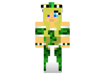 http://img.mod-minecraft.net/Skin/Creeper-queen-skin.png