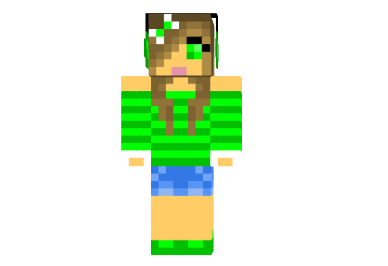 http://img.mod-minecraft.net/Skin/Cute-green-girl-skin.png