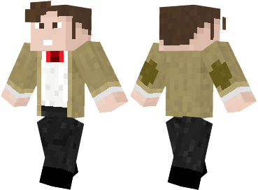 http://img.mod-minecraft.net/Skin/Eleventh-Doctor-Skin.png