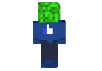http://img.mod-minecraft.net/Skin/Facebook-and-creeper-inside-skin-1.png