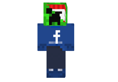 http://img.mod-minecraft.net/Skin/Facebook-and-creeper-inside-skin.png