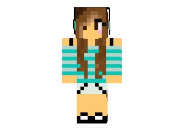 http://img.mod-minecraft.net/Skin/Girl-with-headphones-skin.png