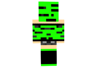 http://img.mod-minecraft.net/Skin/Green-tiger-girl-skin-1.png