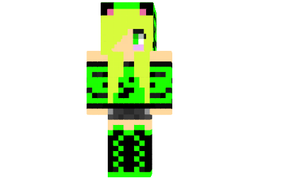 http://img.mod-minecraft.net/Skin/Green-tiger-girl-skin.png