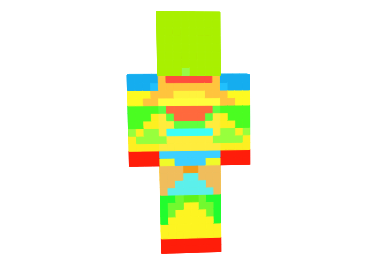 http://img.mod-minecraft.net/Skin/Icy-the-rainbow-skin-1.png