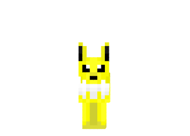 Jolteon Skin Mod Minecraft Net