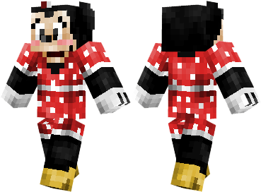 http://img.mod-minecraft.net/Skin/Minnie-Mouse-Skin.png