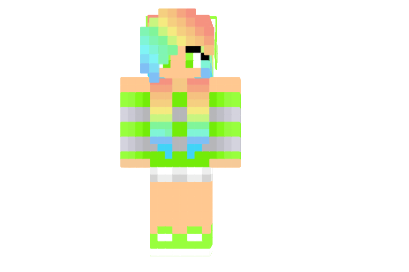 http://img.mod-minecraft.net/Skin/Really-cute-rainbow-girl-skin.png