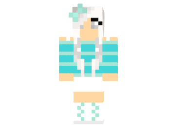 http://img.mod-minecraft.net/Skin/Snow-girl-skin.png