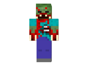 http://img.mod-minecraft.net/Skin/The-new-zombie-skin.png