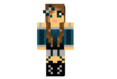 http://img.mod-minecraft.net/Skin/Turquoise-skin.png