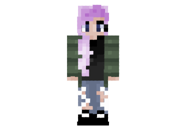 army-green-jacket-teen-skin.png