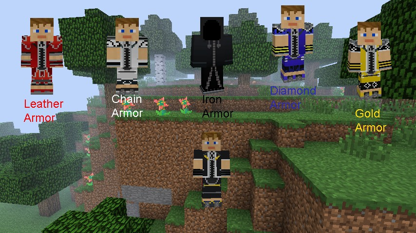 Kingdom Hearts Style Resource Pack 1.8/1.7.10/1.7.9/1.7.2 ...