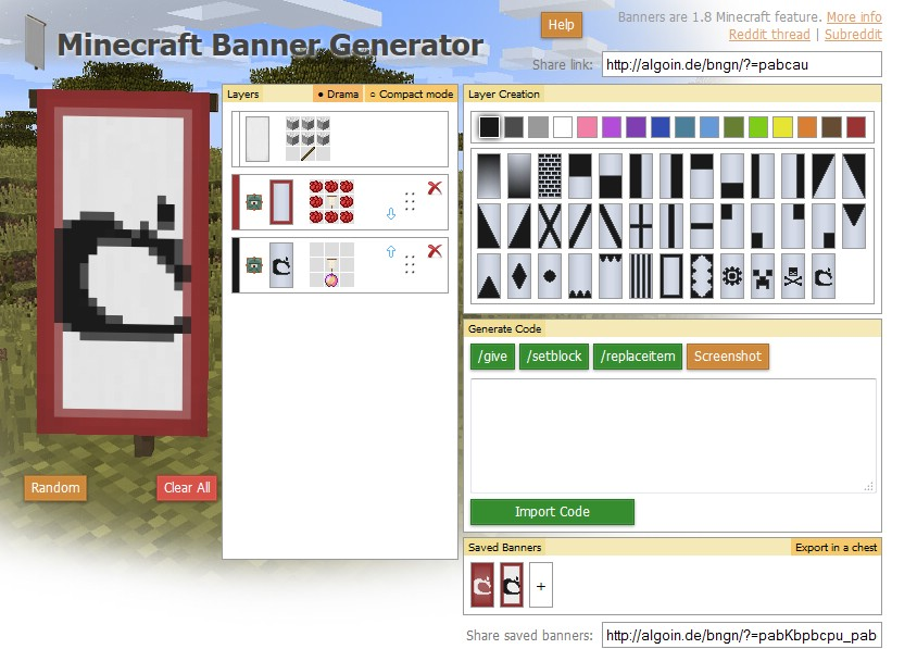 cool minecraft banners