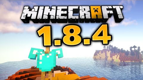 Minecraft 1.8.4 Official Download